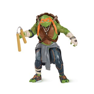Turtles Movie Action Figure Michelangelo