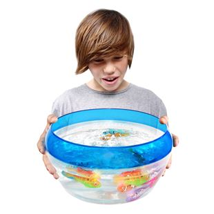 Robo Fish Bowl LED