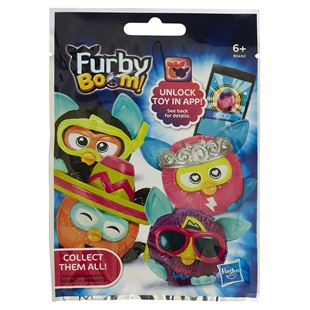 Furby Boom Mini Figure