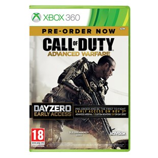 Call of Duty: Advanced Warfare Day Zero Edition X360