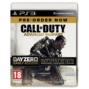 Call of Duty: Advanced Warfare Day Zero Edition PS3