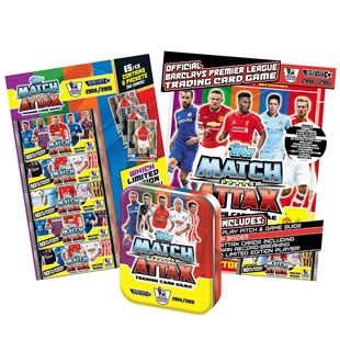 Match Attax 14/15 Smyths Starter kit