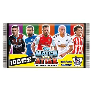 Match Attax 14/15 Trading Card Pack