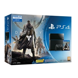 PS4 500GB Destiny Bundle