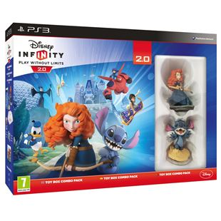 Disney Infinity 2.0 Toy Box Combo PS3