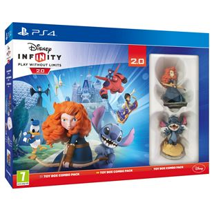 Disney Infinity 2.0 Toy Box Combo PS4