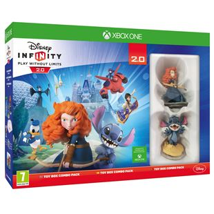 Disney Infinity 2.0 Toy Box Combo Xbox One