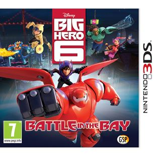 Disney Big Hero 6 3DS