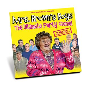 Mrs. Brown's Boys The Ultimate Party Game