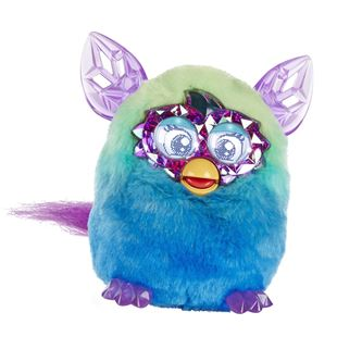 Furby Boom Crystal Series Furby Green to Blue Wave 4