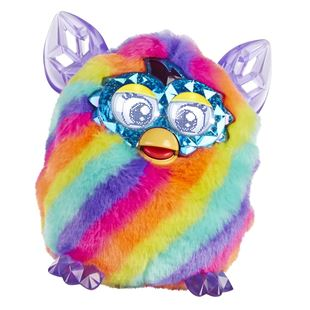 Furby Crystal Rainbow