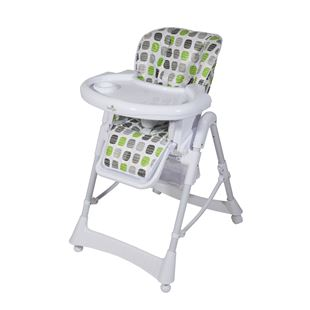 Babylo Munch High Chair White