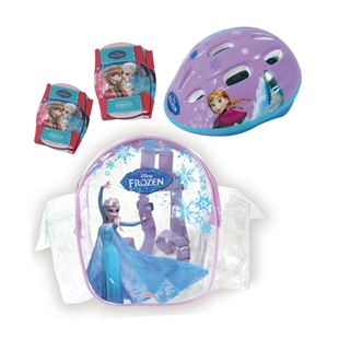 Frozen Protection Set with Helmet