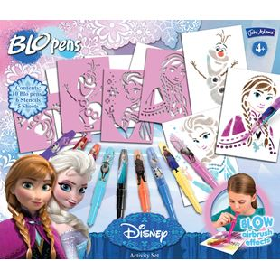 Disney Frozen BLO Pens Activity Set