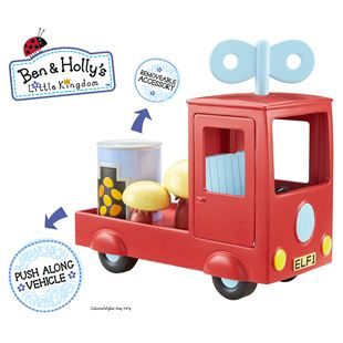 Ben and Holly Mr Elf's Delivery Lorry