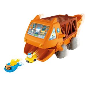 Octonauts Gup-G Mobile Speeders Launcher