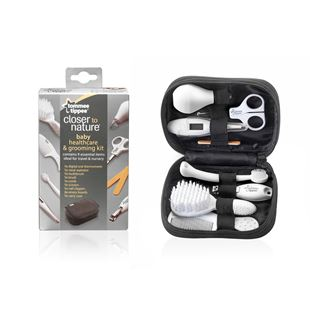 Tommee Tippee Closer to Nature Baby Healthcare & Grooming Kit