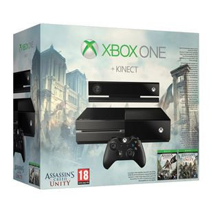 Xbox One with Kinect Assassin's Creed: Unity Bundle