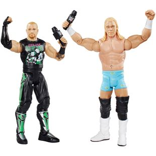 WWE Twin Series 32 Battle Pack Billy Gunn and Road Dogg