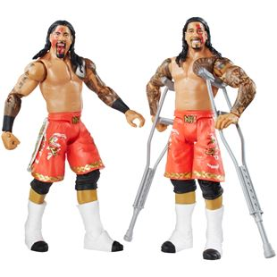 WWE Twin Series 32 Battle Pack Jimmy USO and Jey USO