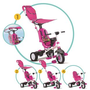 Fisher Price Charisma Trike Pink