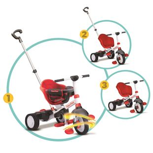 Fisher Price Charm Trike Red
