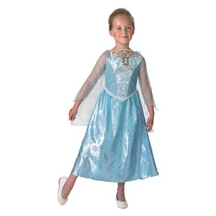 Disney Frozen Deluxe Musical & Light up Elsa Medium Costume