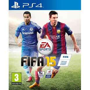 Preplayed FIFA 15 PS4