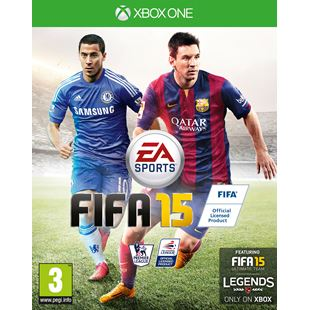 Preplayed FIFA 15 Xbox One