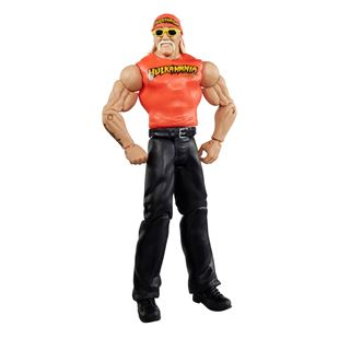 WWE Basic Signature Series 2015 Hulk Hogan Figure