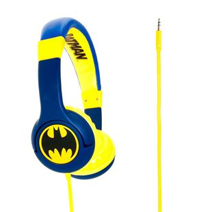 Batman Kids Stereo Headphones