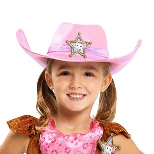 Sheriff Callie's Wild West Cowgirl Hat
