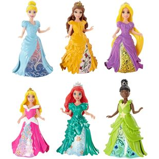 Disney Princess Little Kingdom MagiClip Princess Collection