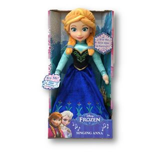 Disney Frozen Talking Anna