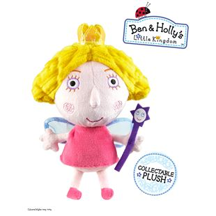 Ben and Holly 6 Inch Collectable Plush
