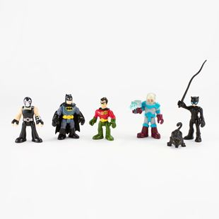 Fisher Price Imaginext DC Superfriends Hero Pack