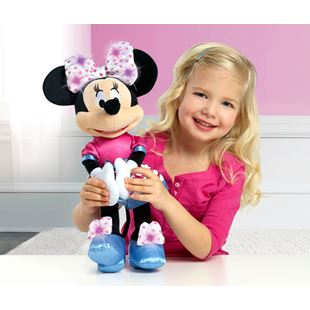Disney Minnie Mouse Hold My Hands Singing Minnie