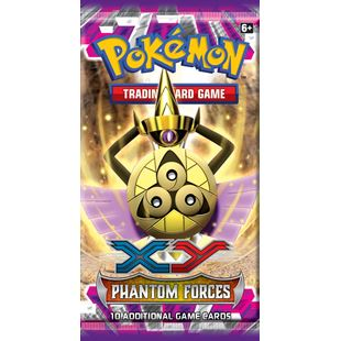 Pokemon XY4 Phantom Forces Boosters