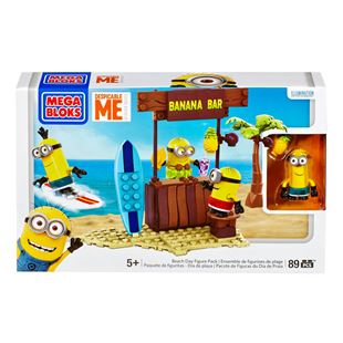 Mega Bloks Despicable Me Themed Play Set Assortment