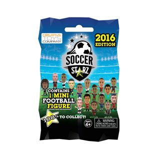SoccerStarz 2016 Foil Bag Figures - Assortment