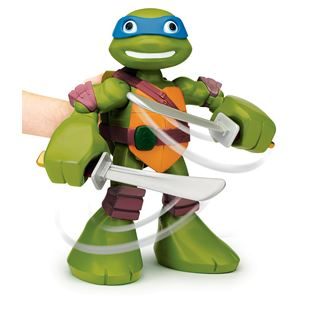 Turtles Half-Shell Heroes Mega Mutant Leonardo