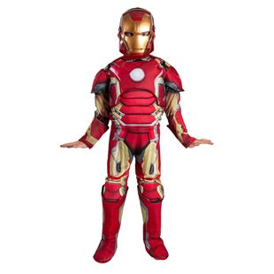 Avengers Age of Ultron Deluxe Iron Man Small Costume