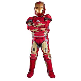 Avengers Age of Ultron Deluxe Iron Man Medium Costume