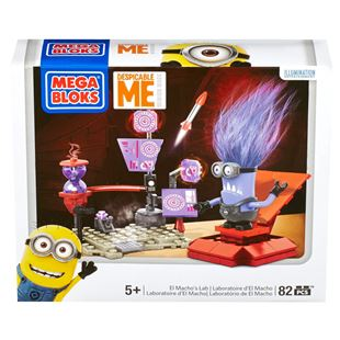 Mega Bloks Despicable Me Minion Lab Play Set Assortment