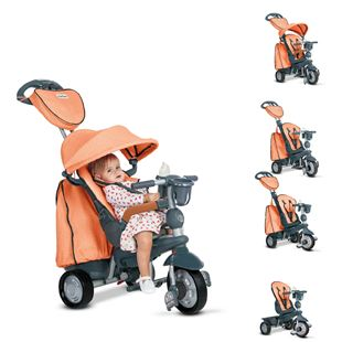 SmarTrike Explorer 5 Trikes in 1 Orange