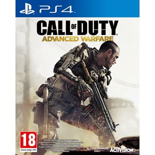 Preplayed Call of Duty Advanced Warfare PS4