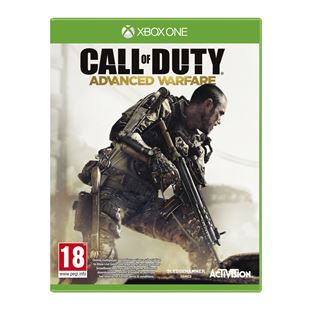 Preplayed Call of Duty Advanced Warfare XBox One