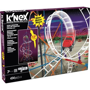 K'nex Space Star Shooter Coaster
