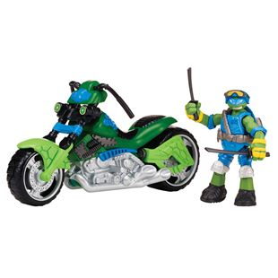 Teenage Mutant Ninja Turtles Quad Rotor Mutations Vehicle with Leonardo