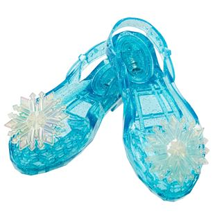 Disney Frozen Elsa Icy Blue Shoes